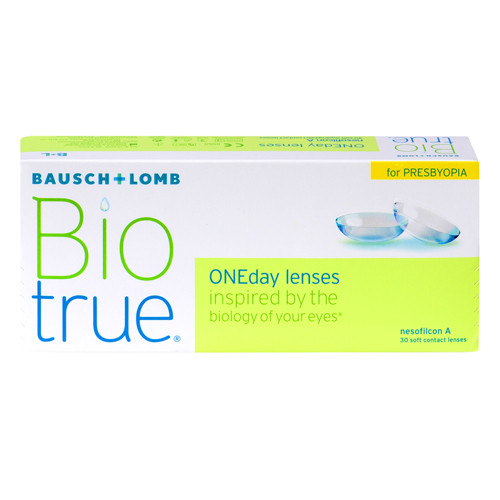 Biotrue 1 Day for Presbyopia 30