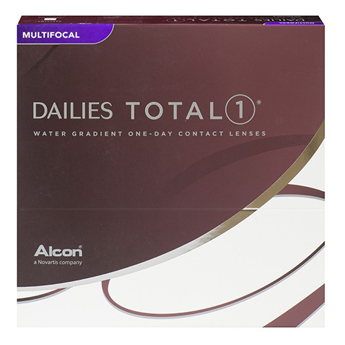 Dailies Total 1 Multifocal 90