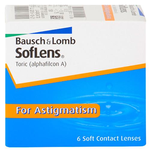 Soflens Toric (For astigmatism)