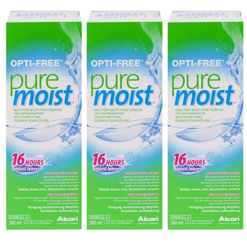 Opti-Free Puremoist 3x300ml + 1x60ml