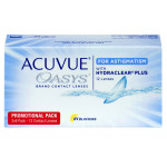 Acuvue Oasys 12 for Astigmatism