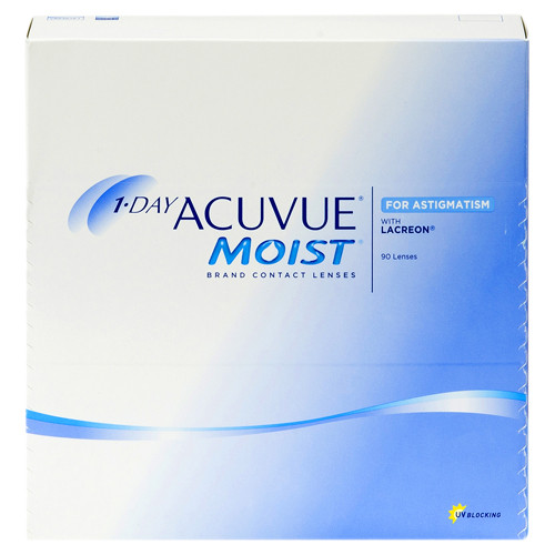 1 Day Acuvue Moist for Astigmatism 90